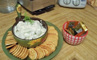 Herbed Cheese – a tutorial
