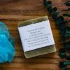 Natural Soap - Seafoam Sprucalyptus Shampoo Bar