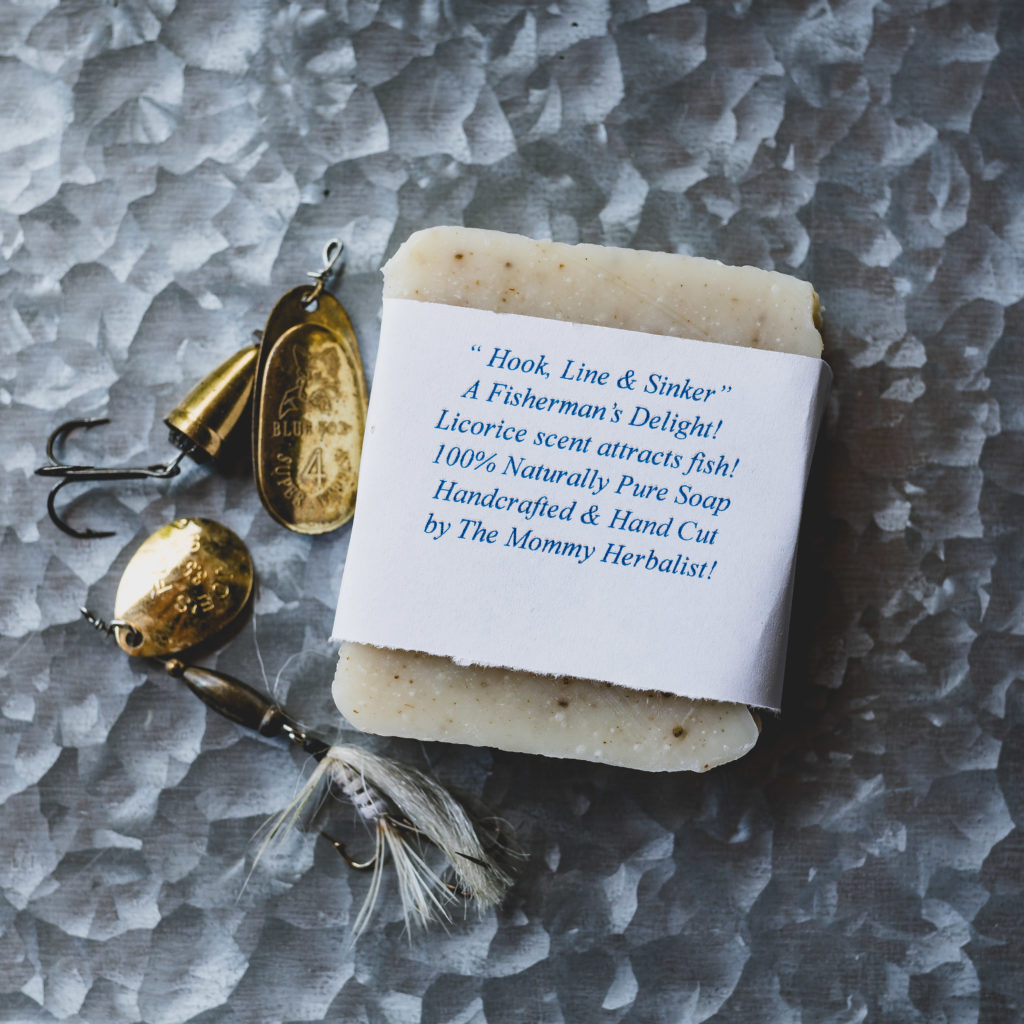 Soaps Available Monday Morning!