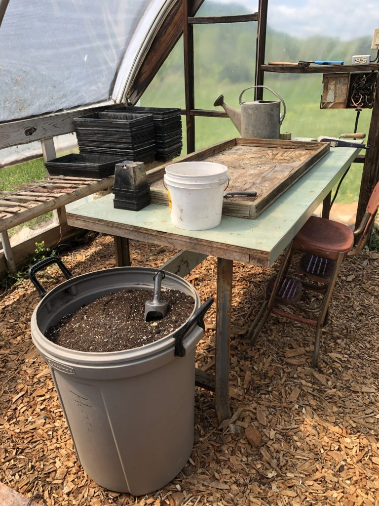 Mixing Potting Soil – My Personal Recipe!