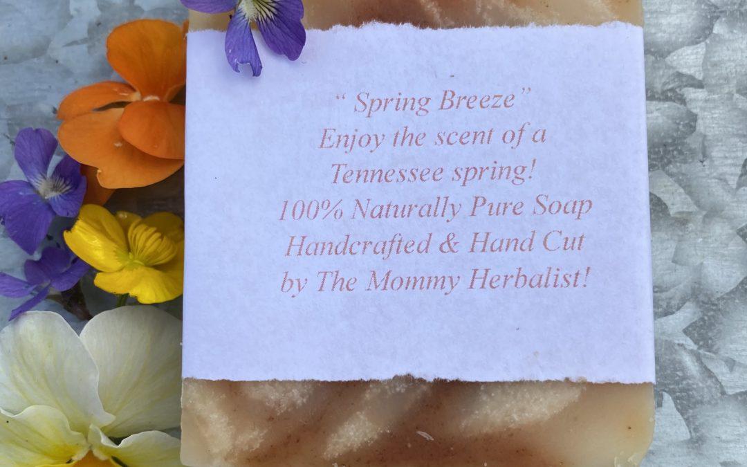 Spring Soap Sale!