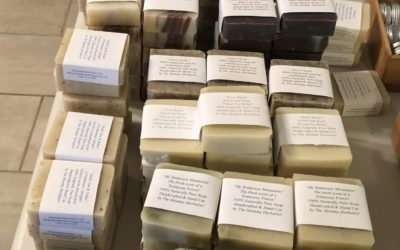 Soap Sale Tomorrow and A Challenge for November!