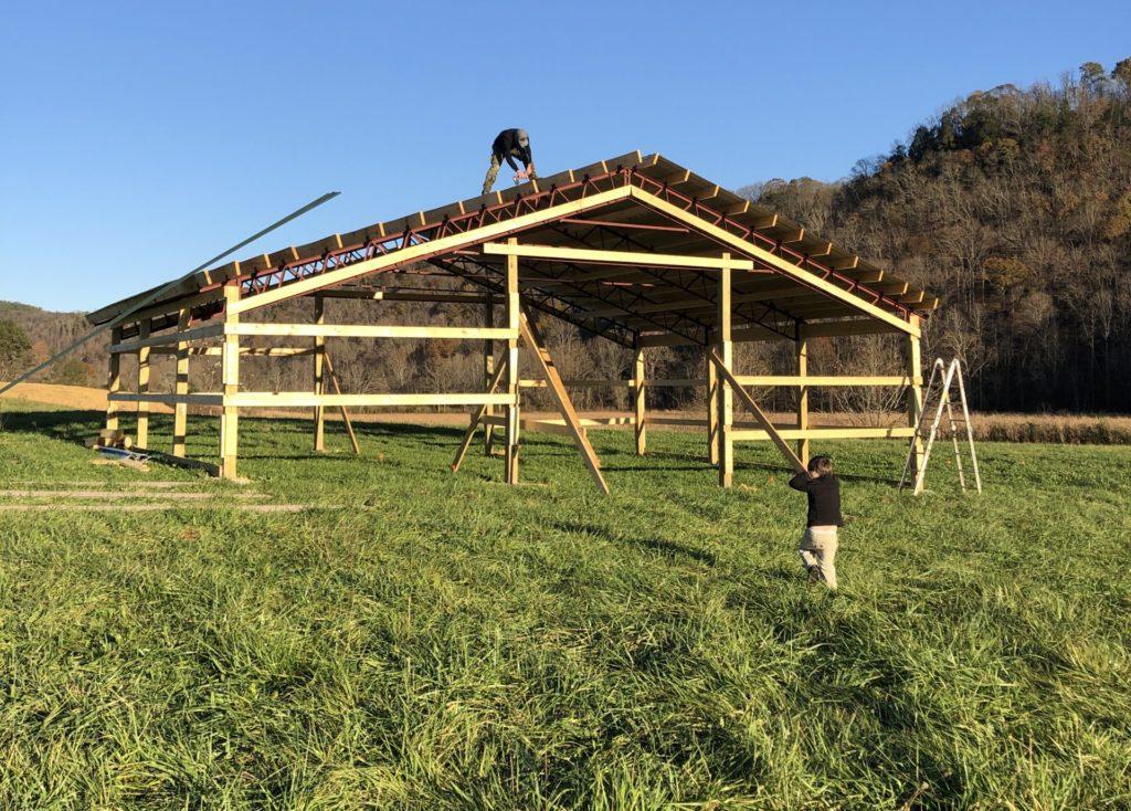 Roofs, Ladders & Hide & Seek.